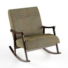 wooden rocking chairs. Wonderful Rocking Shop Carson Carrington Mid Century Green Wooden Rocking Chair  Free  Shipping Today Overstockcom 9814005 Inside Chairs N