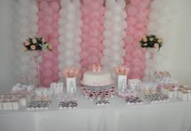 Baby Shower Decorations Ideas For A Girl  Omegacenterorg Baby Shower For Girls Decorations