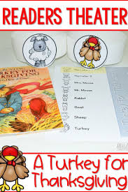 A Turkey For Thanksgiving Readers Theater