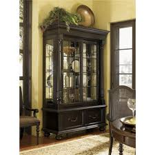 Hutch Display Cabinet Tommy Bahama Home Point Reyes Display Cabinet For The Home