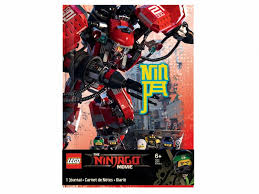<b>Lego</b> Книга для записей с резинкой линейка <b>Ninjago Movie</b> Kai ...