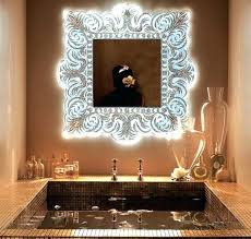 Small Picture t4urbanhome Page 19 Frameless Wall Mirrors Large Swirl Wall