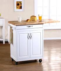 kitchen lovable white portable kitchen island drop leaf cart black with