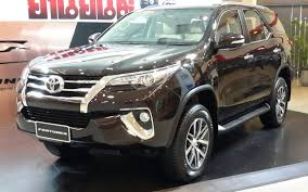Toyota Fortuner 2016 by WorldStyling.com