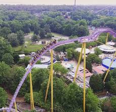 ride comes to abrupt stop after busch gardens employee accidentally presses emergency stop on wtkr com