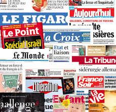 Resultado de imagen de presse française