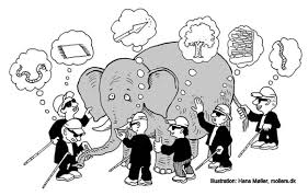 the blind men and the mobile elephant com the blind men and the mobile elephant