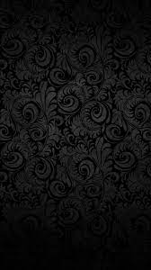 Black Abstract Phone Wallpapers on ...