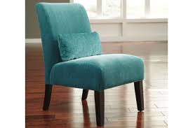 Teal Chair Awesome Teal Blue Accent Chair In Home Decor Ideas With Additional