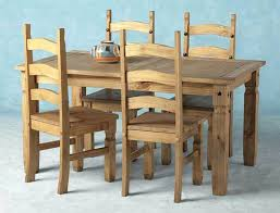 pine dining room sets. Modren Dining Rustic Pine Dining Table And Chairs Room Sets Mexican  T