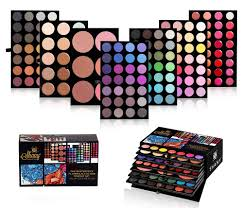 shany makeup kit. the masterpiece 7 layers all in one makeup set - \ shany kit