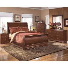 ashley traditional bedroom furniture. wilmington twin sleigh bed 5 pc bedroom package ashley traditional furniture