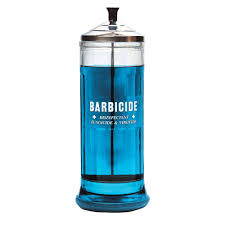 Barbicide Jar Decorative Barbicide Disinfecting Jar 35