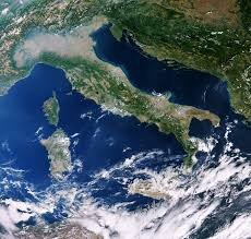 Space in Images - 2018 - 03 - Italy and Mediterranean