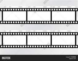 Film Picture Template Professional Storyboard Film Vector Photo Bigstock