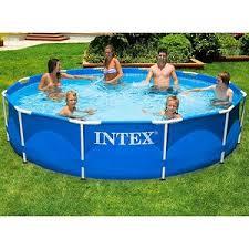 <b>Каркасные бассейны Intex</b> - купить в интернет магазине Intex-rus.ru