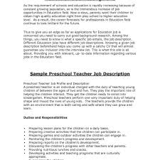 Childcare Resume Childcare Resume Resume Child Care Provider Job Description Sample 43
