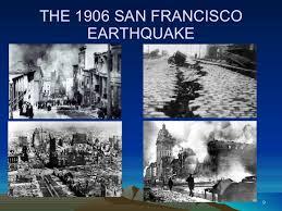 「1906 san francisco earthquake graph」の画像検索結果