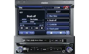 clarion nz500 navigation receiver at crutchfield com Clarion Nx500 Wiring Diagram clarion nz500 front clarion nz500 wiring diagram