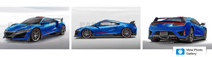 2018 honda nsx type r. beautiful type acura nsx type r artistu0027s rendering throughout 2018 honda nsx type r
