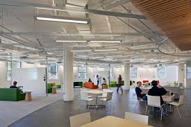 Fascinating Collaborative Office Space Design Images Decoration