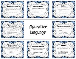 Poetry/Figurative Language - Ms. Murray's Fourth Grade