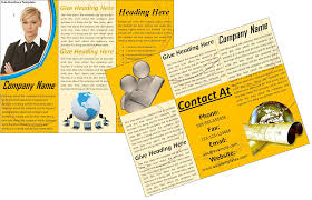 microsoft word corporate brochure templates cmwia