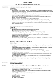 Walmart Resume Walmart Resume Samples Velvet Jobs 1