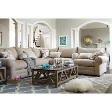 Most Comfortable Living Room Furniture Living Room Furniture Wilshire 5 Pc Sectional Alternate