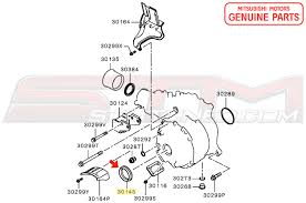 evo x product updates and additions at stm evolutionm net genuine oem mitsubishi evo x passenger side front axle seal transfer case output