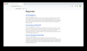Get Started With Django Part 1: Build a Portfolio App – Real Python