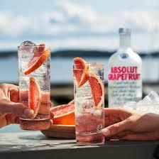 gfruit vodka tonic recipe absolut