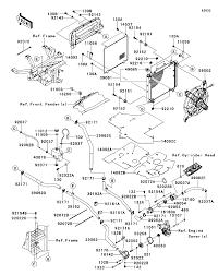 2014 kawasaki teryx4 krt800bef radiator parts best oem radiator 2013 kawasaki teryx wiring diagram 2014 kawasaki