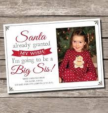 Christmas Birth Announcement Ideas Baby Announcement Christmas Card Ideas New Pregnancy Announcement