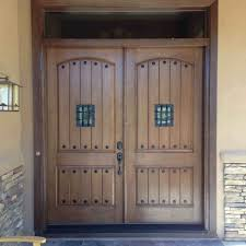 elegant double front doors. Best Elegant Double Front Doors With Teak Wood Sash Frames Combined Image For Styles And Glass