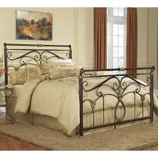 Full Iron Beds Metal Headboards & Full Size Metal Bed Frames