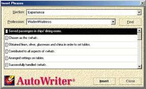 autowriter