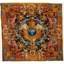 8three carpets of this exact design by pierrejosse perrot were made for the crown furniture repository