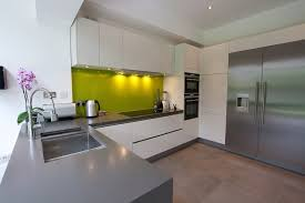 kitchen modern white. High Gloss White Kitchen Units Modern