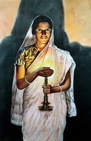 74 best paintings images on painting oil paintings oil paintings by famous indian artists