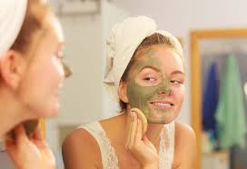homemade l off face masks for healthy and clear skin