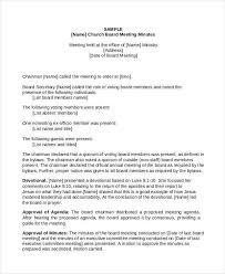 board of directors minutes of meeting template 16 best minutes templates images on pinterest formal free and