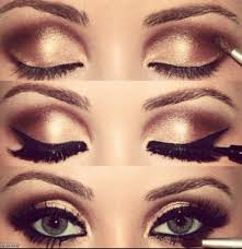 makeup ideas step by step