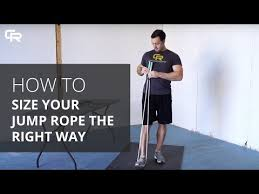 Speed Rope Size Chart Jump Rope Sizing Crossrope Help Center