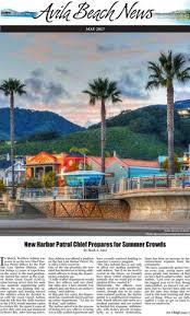 Avila Beach News May 2017 By Simply Clear Marketing Inc