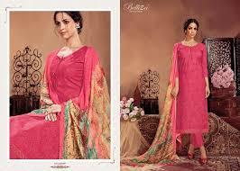 Belliza Designer Studio Online Belliza Designer Studio Gemstone Pakistani Suits Wholesaler