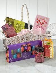 tea time treats gift basket