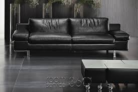 Leather Sofa Designs Parana Leather Sofa By Polaris Designs T