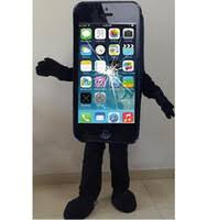 iphone costume. mascot costumes free size athletic \u0026 sporty hot sale costume cell phone apple iphone 5c iphone