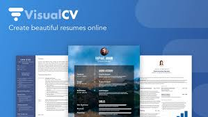 Visual Cv Builder Visualcv What You Need To Know Career Sherpa